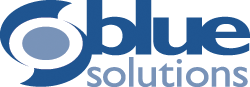 Blue Solutions logo